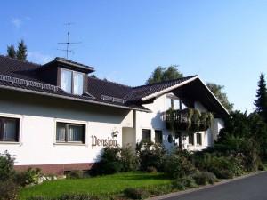 Gästehaus Frontansicht